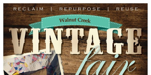 Walnut Creek Vintage Fair – June 27, 2015
