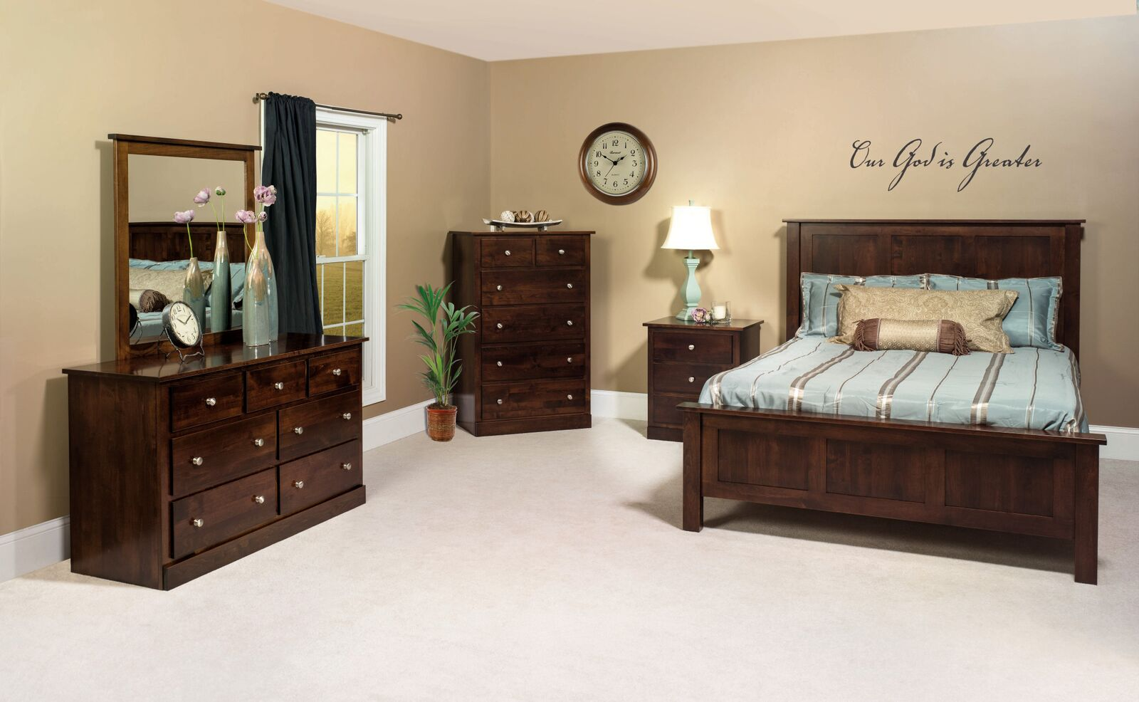 Hampton Bedroom Collection Walnut Creek Furniture